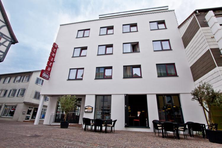 Außenansicht Hotel Restaurant Ochsen in Bad Saulgau